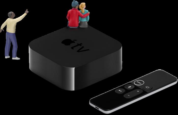 Apple TV 4K - Navidad Apple