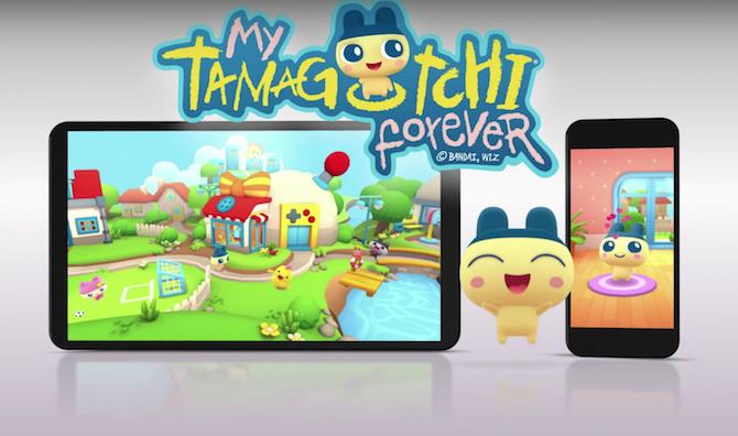 Tamagotchi llegará al iPhone a partir del año que viene