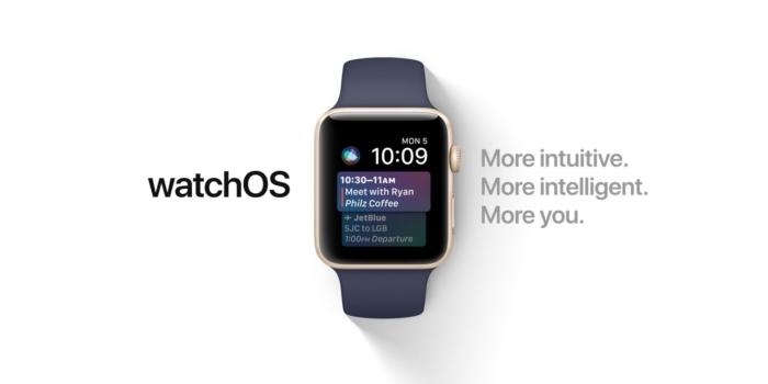 Apple requerirá que las nuevas aplicaciones del Apple Watch sean nativas a partir de 2018