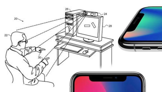 Apple patenta una función que permitiría controlar nuestro Mac mediante gestos