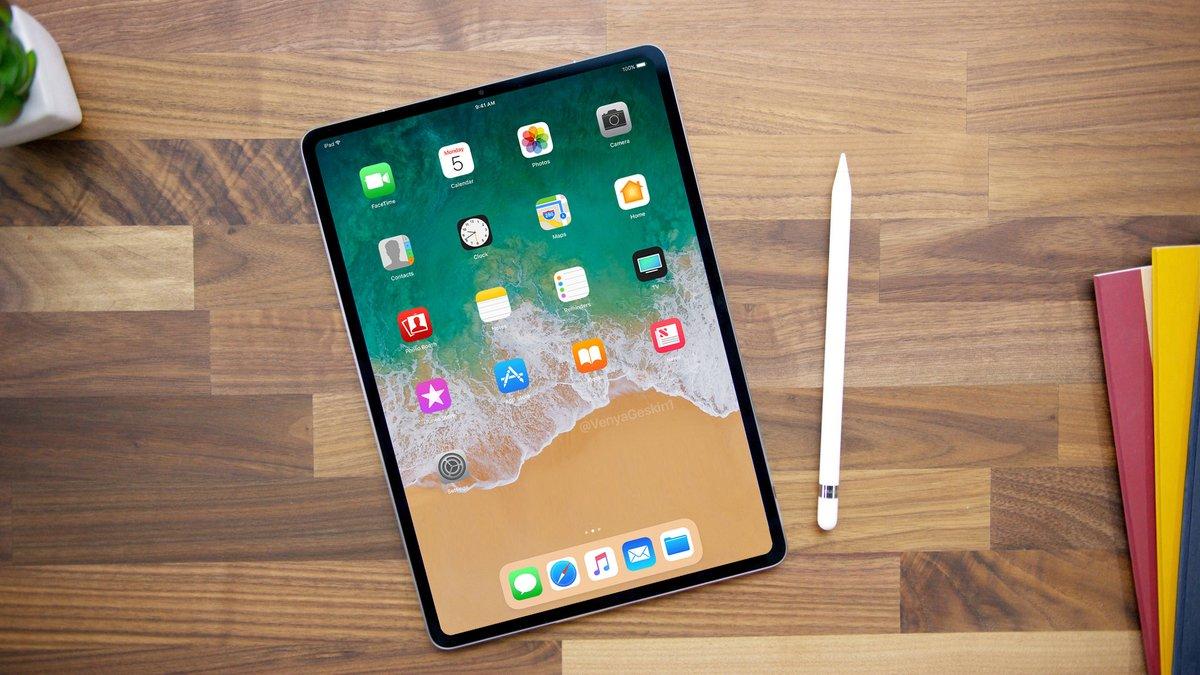 iOS 12 sugiere un nuevo iPad sin botón Home - iOSMac