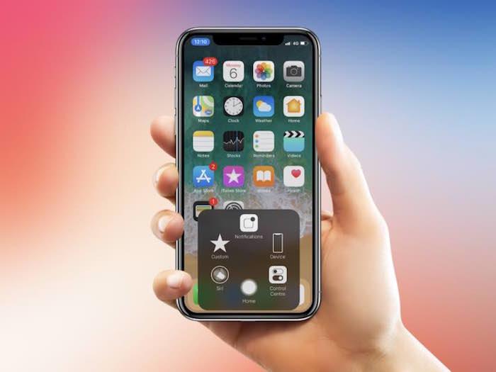iPhone X: Como agregar el botón de inicio virtual