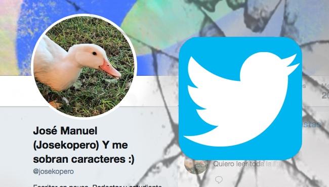 Twitter amplía el límite de los caracteres en los nombres, pasando de 20 a 50 caracteres