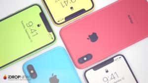 Renders iPhone Xc