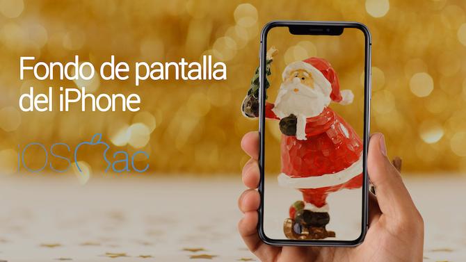 Fondo de pantalla del iPhone Navidad cabecera