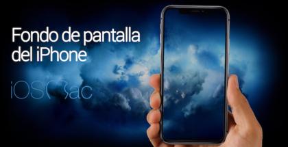 Fondo de pantalla del iPhone iMac Pro
