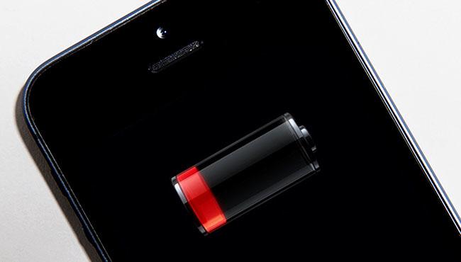 Cambiar la batería del iPhone