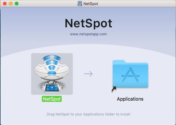 Instalación NetSpot