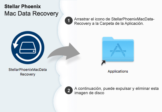 Stellar Phoenix Mac Data Recovery - Instalación