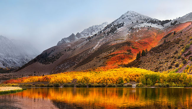 Apple lanza macOS High Sierra 10.13.6 y iTunes 10.8