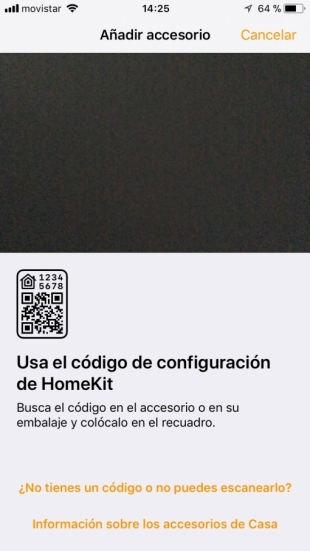 Configurar HomePod de forma manual