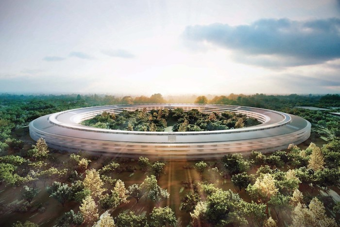 Apple cambia su direccion corporativa al Apple Park