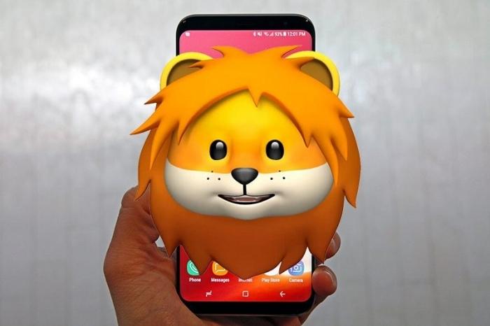 Samsung Glaxy S9 y S9 Plus y una función similar a la de Animoji del iPhone X