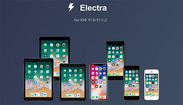 Se libera Electra beta 11 para iOS 11.1.2, y abre camino para la integración de Cydia