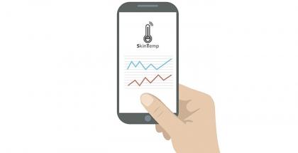 medir fiebre con iPhone