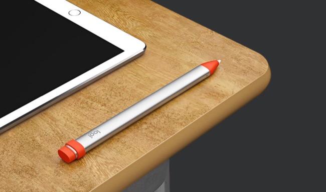 El Apple Pencil tiene un hermano menor: Crayon, de Logitech