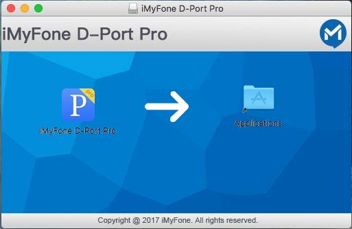 iMyFone D-Port Pro: instalación