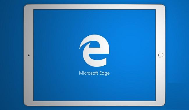 Disponible la versión beta de Microsoft Edge para iPad