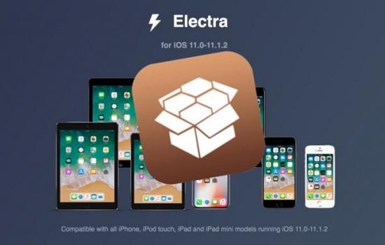 Jailbreak Electra para iOS 11, se actualiza a la versión 1.0.4
