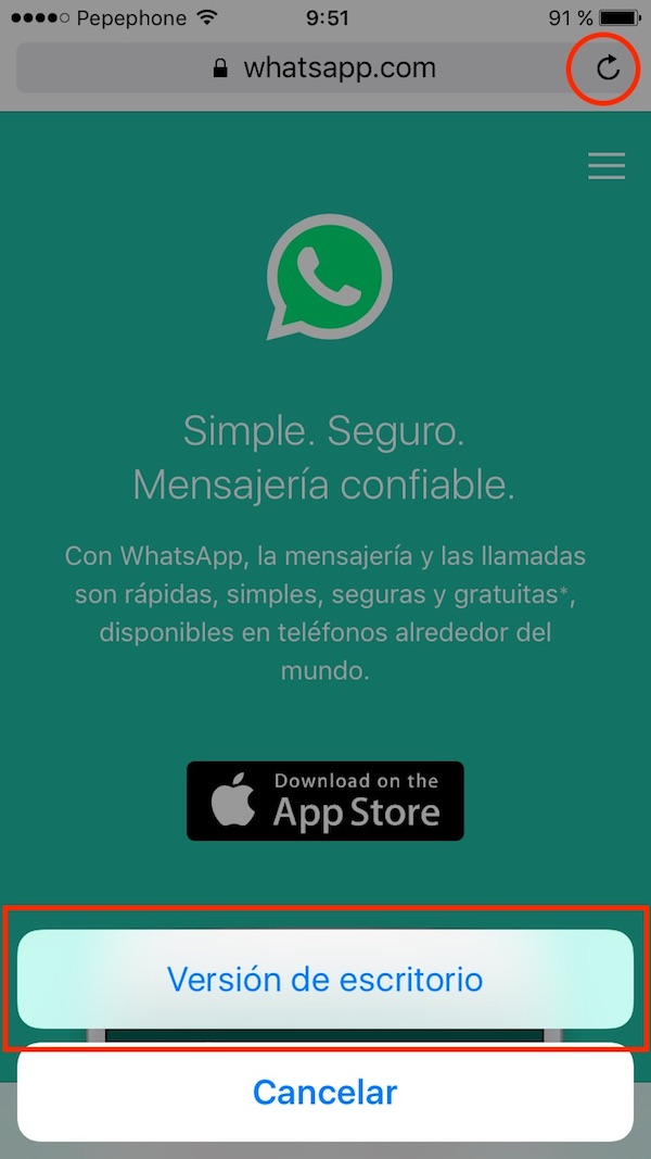 WHATSAPP ENABLER TÉLÉCHARGER WEB