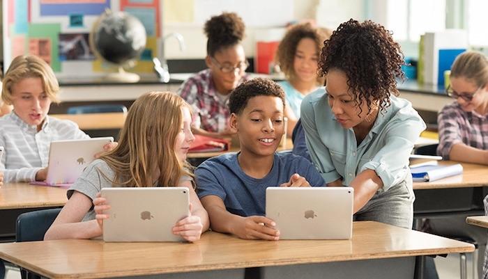 El mejor acompañante en Educación: iPad Pro o MacBook Air