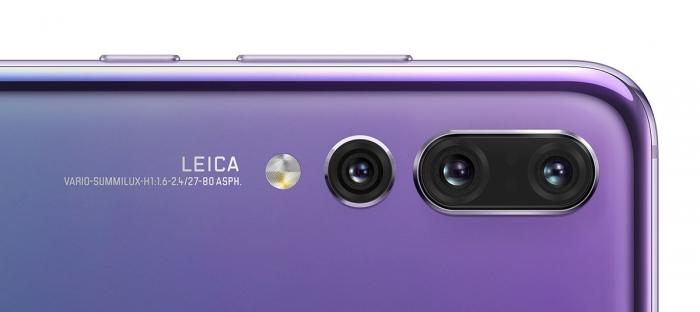 Cámara Huawei P20 Pro