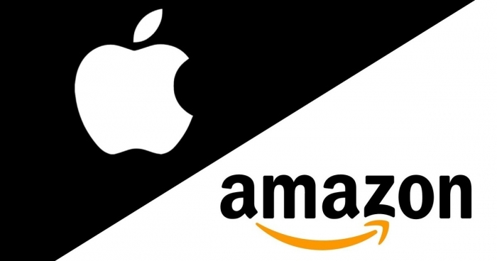 Apple, Amazon