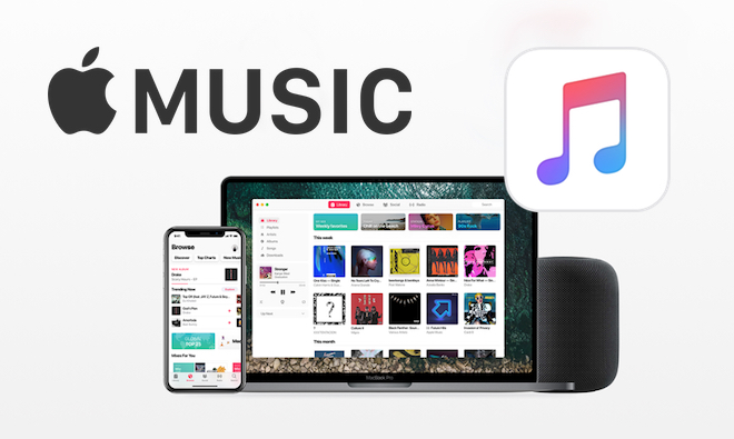 Apple Music supera a Spotify en suscriptores en EEUU