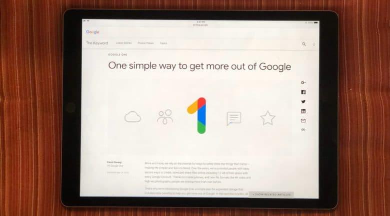 Google One aparentemente reemplazará a Google Drive, lo que reducirá los precios de algunos planes de almacenamiento en la nube.