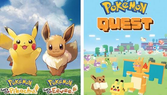Nuevos Juegos De Pokemon Para Nintendo Switch Que Se Integran Con