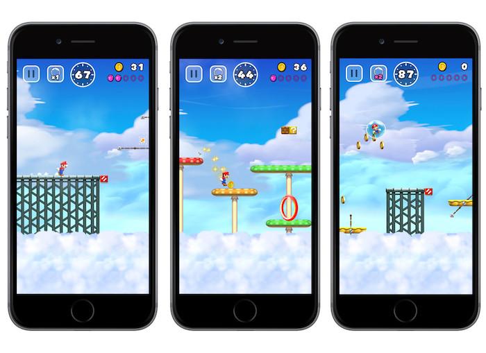 Super Mario Run, el mejor juego para el iPhone y iPad