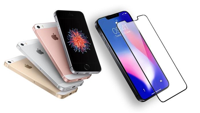 Un informe afirma que Apple lanzará cuatro nuevos iPhone en septiembre