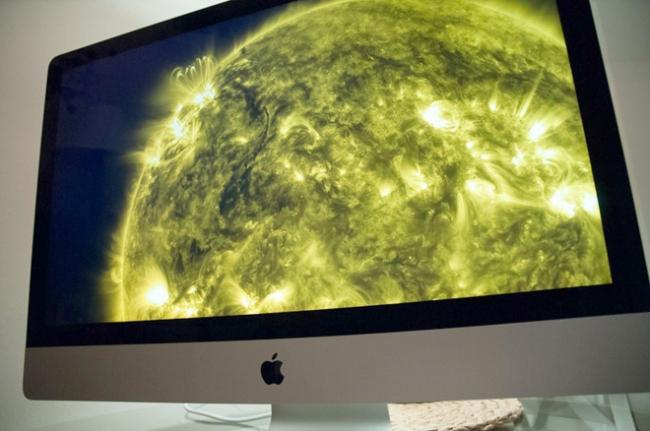 iMac, APFS