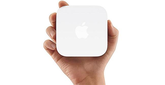 Apple lanza una actualización del AirPort Express con soporte para AirPlay 2