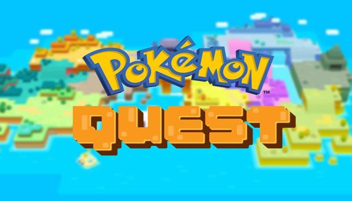 Los suarios de iOS y Android disfrutarán de Pokemon Quest en los próximos días