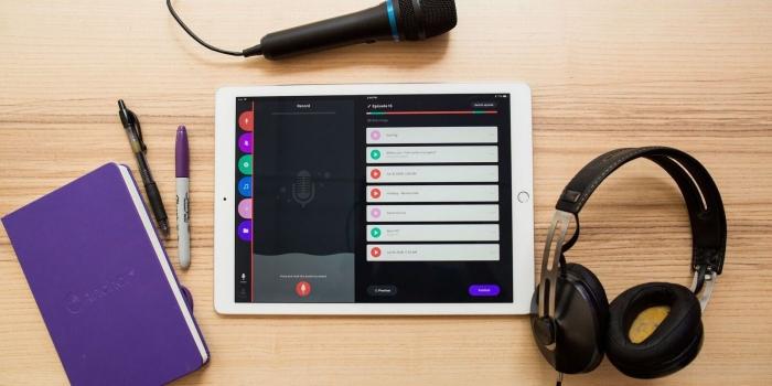La app de podcasts Anchor se actualiza para iPad con una nueva versión importante