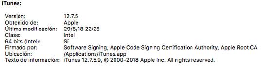 Con la llegada de macOS Mojave algunas aplicaciones dejarán