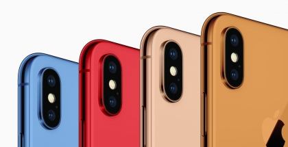 iPhone del 2018 con posibles colores