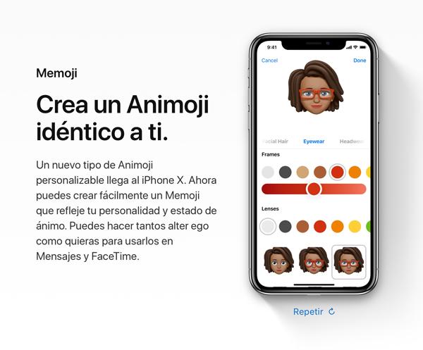 Memoji compatibles con iCloud: iOS 12.1 da pistas sobre ello y más en su código