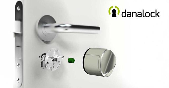 Análisis cerradura electrónica Danalock V3