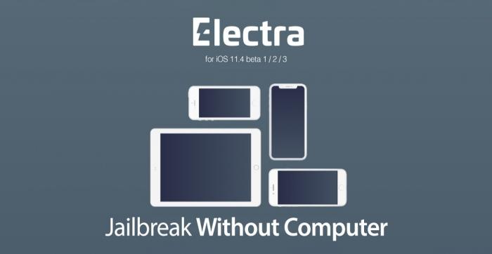 Tutorial para realizar Jailbreak para iOS 11.4 beta 3 y iOS 11.3.1, sin utilizar computadora