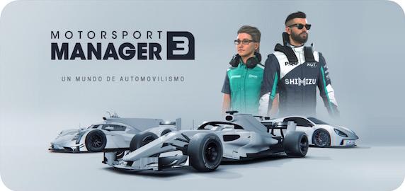 Motorsport Manager 3 ya está disponible para iOS y Android