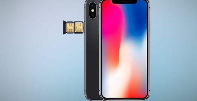 Soporte para Dual SIM por fin en próximos iPhones