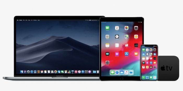 Apple lanza la segunda beta pública de iOS 12 y tvOS 12