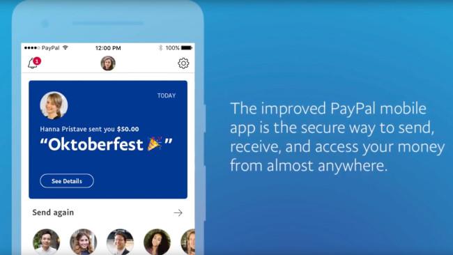 PayPal renueva por completo su aplicación para iOS con un diseño mucho más simple