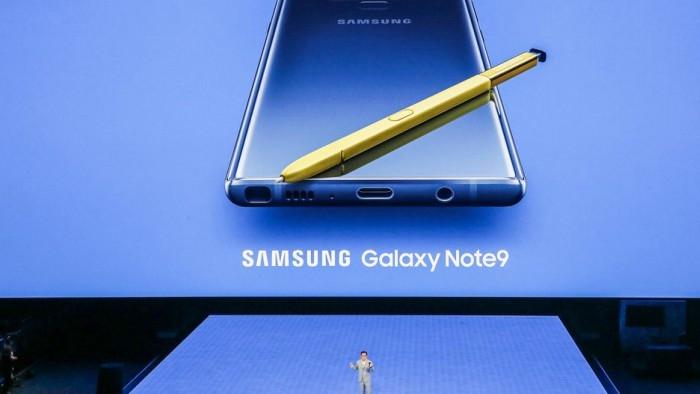 Samsung quiere competir contra Apple con sus nuevos dispositivos