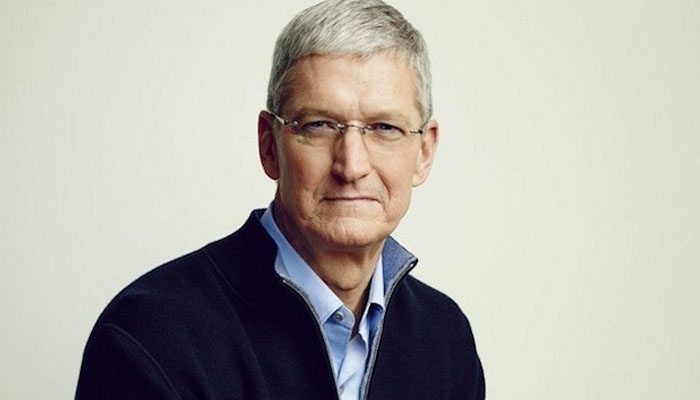 Tim Cook, cumple 7 años como CEO de Apple