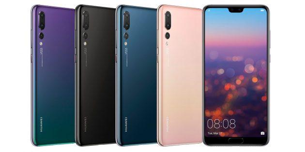 Por primera vez, Huawei supera en ventas a Apple