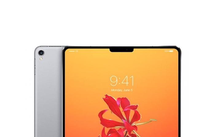 iOS 12 confirmaría un iPad Pro 2018 con pantalla sin bordes y esquinas redondeadas