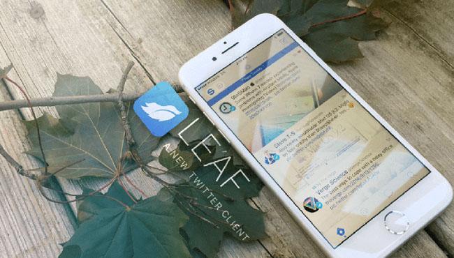 Leaf, uno de los primeros clientes de twitter que abandona la App Store